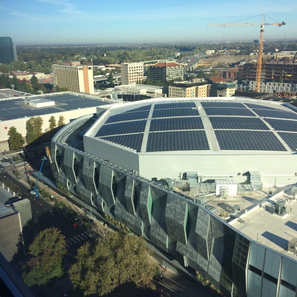 Sacramento Office View